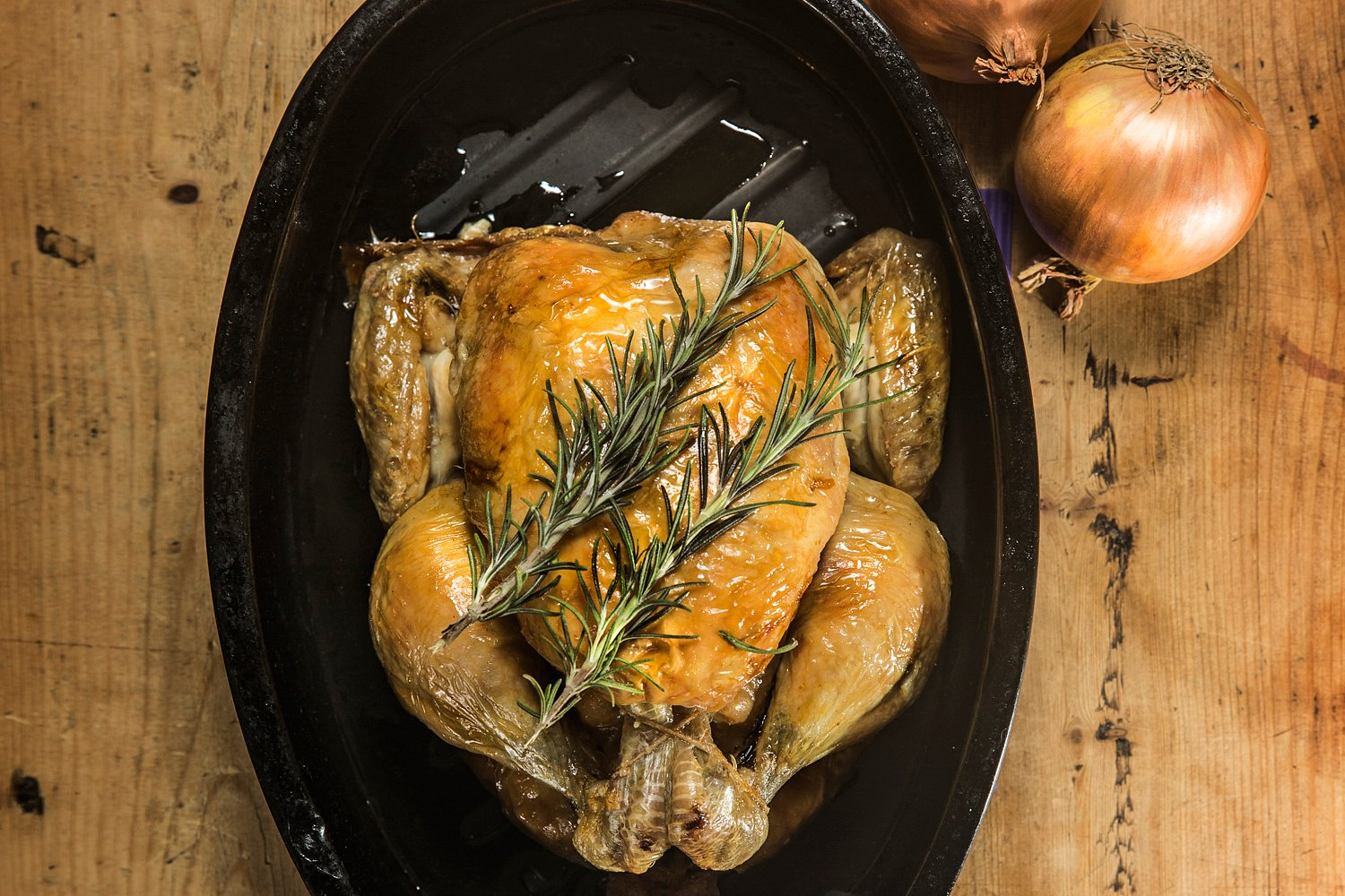 Huskyan Roast Chicken